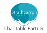 Charitable Partner of Strathcarron Hospice